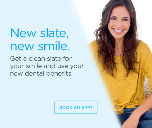 Catalina Smiles Dentistry - New Year, New Dental Benefits