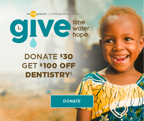 Donate $30, Get $100 Off Dentistry - Catalina Smiles Dentistry